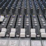 25 Channel Sound Board